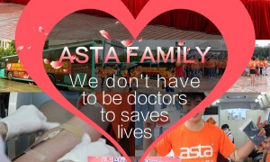 ASTA Family Love Blood Donation