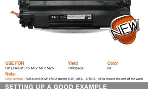 Frirst Release for HP CF279A Toner Cartridge