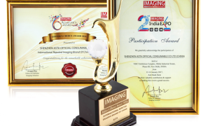 Shenzhen ASTA Wins 'International Reputed Imaging Brand of China Award' at the 6th Imaging Solution Awards Night