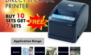 ASTA New Product Thermal Transfer Printers Are Released!!