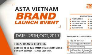 ASTA VIETNAM BRAND LAUNCH EVENT