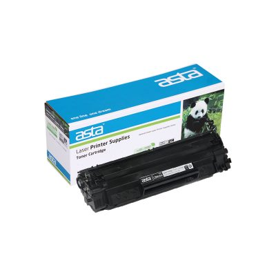 FOR HP CB435A Black Compatible LaserJet Toner Cartridge(FOR HP LaserJet P1002/1003/1004/1005/1006/1009)