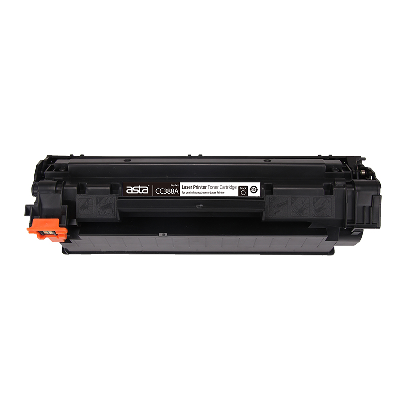 FOR HP CC388A Black Compatible LaserJet Toner Cartridge(FOR HP LaserJet P1007/1008 M1136)