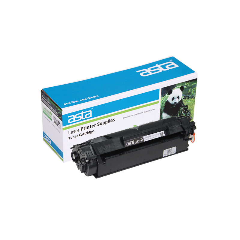 FOR HP CE278A Black Compatible LaserJet Toner Cartridge(FOR HP LaserJet Pro P1560/1566/1600/1606DN M1536DNF)