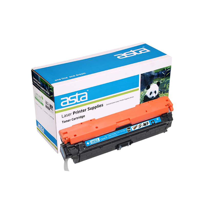 Compatible Color Toner Cartridge for HP CE340A CE341A CE342A CE343A (Enterprise 700 color MFP M775)