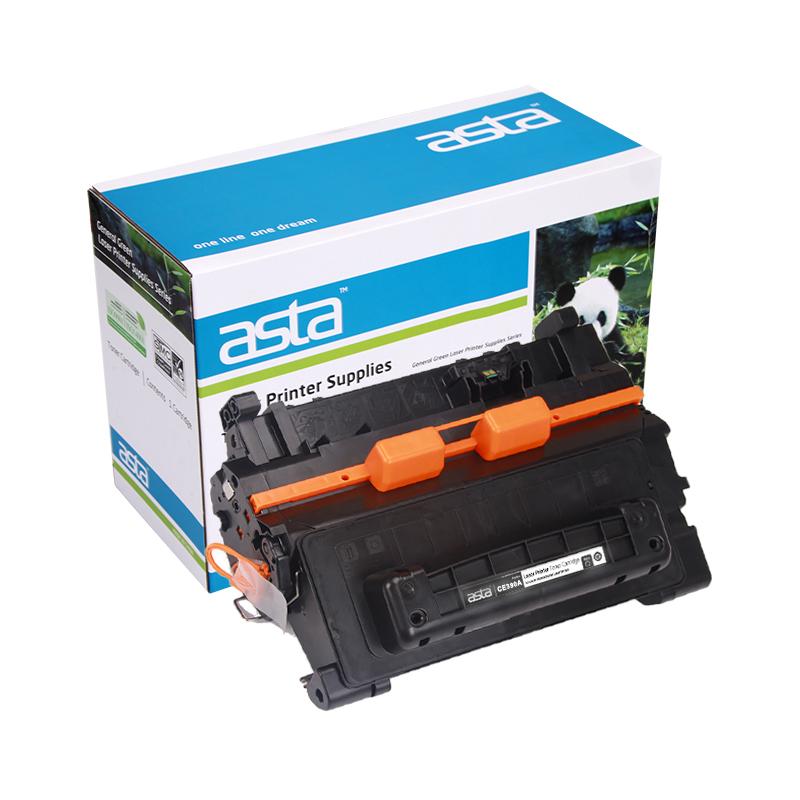FOR HP CE390A Black Compatible LaserJet Toner Cartridge(FOR HP Laserjet 4555/4555/4555dn)