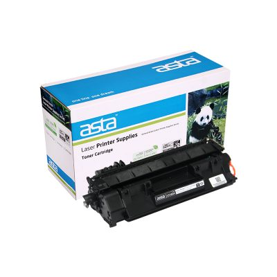 FOR HP CF280A Black Compatible LaserJet Toner Cartridge(FOR HP Laserjet 400M/401DN)