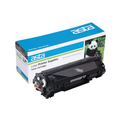 FOR HP CF283A Black Compatible LaserJet Toner Cartridge(FOR HP LJ ProMFP M125/M126/M127/M128 Series Printer)