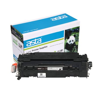FOR CANON CRG-124II/324II/724II Black Compatible LaserJet Toner Cartridge(for CANON LBP6750DN )