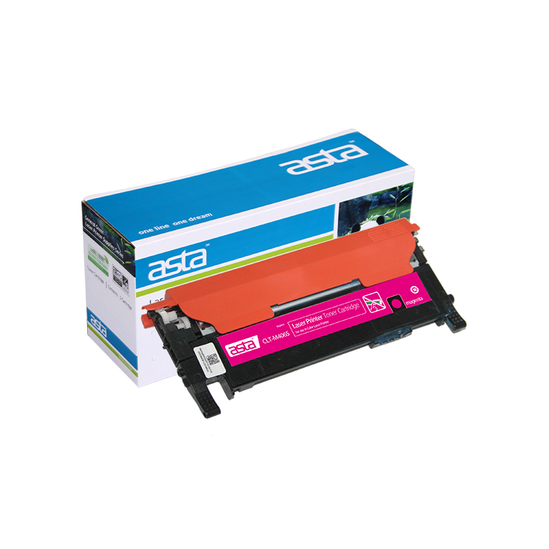 FOR SAMSUNG CLT-K406S/CLT-C406S/CLT-Y406S/CLT-M406S Color Compatible LaserJet Toner Cartridge(FOR SAMSUNG CLP-360/365/366/368, CLX-3300/3305/3306/3186/3185)