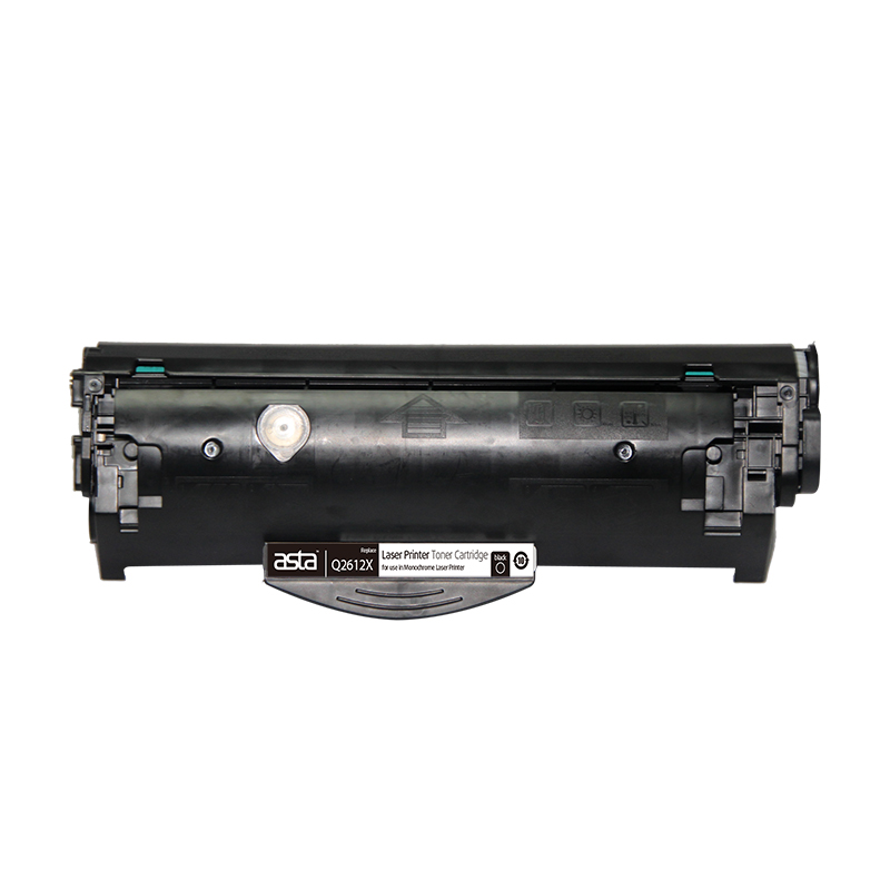 FOR HP Q2612X Black Compatible LaserJet Toner Cartridge(FOR HP LaserJet 1010/1012/1015/1018/1020/1022/3015/3020/3030/3050/3052/3055/M1319f/M1005)