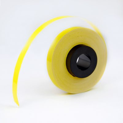Compatible for Canon CH-1106Y Sticker core 6mm*30m Yellow Label Cassette Tape