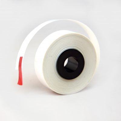 Compatible for Canon CH-1109W Sticker core 6mm*30m White Label Cassette Tape