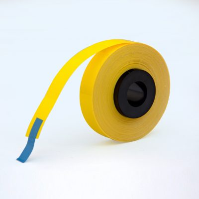 Compatible for Canon CH-1109Y Sticker core 9mm*30m Yellow Label Cassette Tape