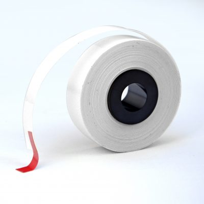 Compatible for Canon CH-1112W Sticker core 12mm*30m White Label Cassette Tape