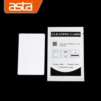 ATM Vending Machine Pre-saturated Cleaning Cards
